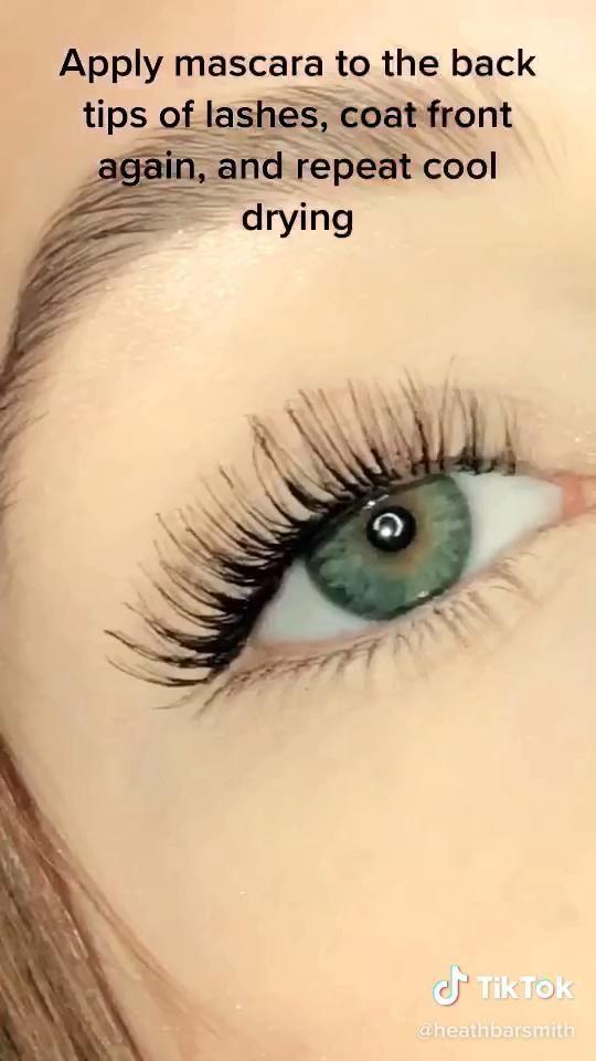 How To Get Long Lashes Farmasimascarastarlook Lashes Long Long Lashes Get Long Eyelashes Makeup Skin Care