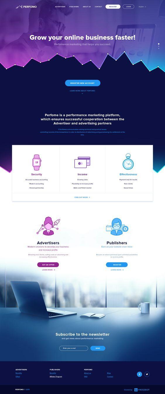 20 Web Design Inspiration For The Modern Website Template Featuring Beautiful Full Width Photos Dynami Website Design Inspiration Web Design Quotes Web Design
