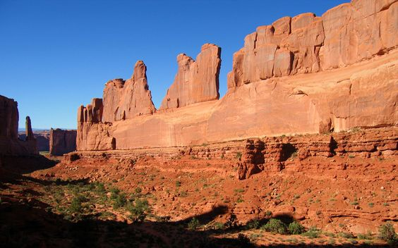 arches national park | Arches National Park Image Us photos, wallpapers