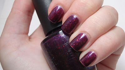 OPI Merry Midnight