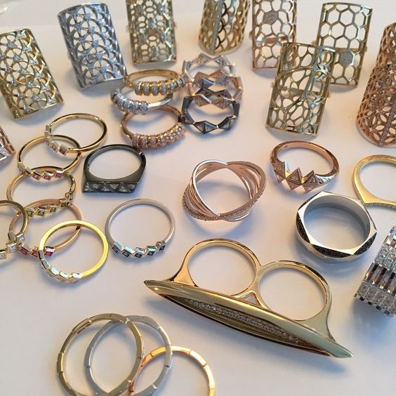 Ring explosion  #jewelrypull #photoshootready #melissakayejewelry @meghan_farrell