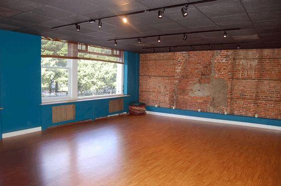ballet classroom interior design - Buscar con Google