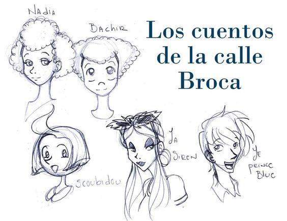 Los cuentos de la calle Broca by Aznara