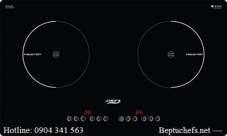 Bếp từ Chefs EH DIH330 dùng có tốn điện không?