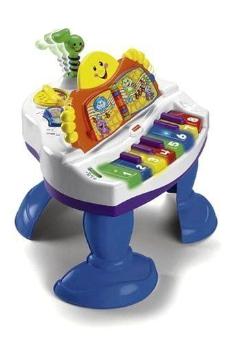 First birthday present for baby boy first birthday gift ideas fisher price interactive baby grand piano 1st birthday gift ideas for boys and girls negle Choice Image