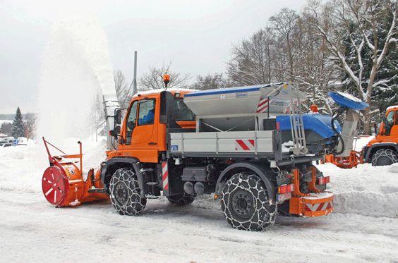 Stratos - Mittlere Baureihe (Streumaschine) | ASH Aebi Schmidt Holding AG