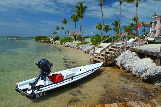 Solo skiff kayak fishing pinterest for Solo fishing canoe