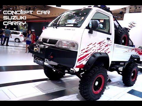 Suzuki Carry Off Road Youtube Suzuki Carry Mini Trucks 4x4