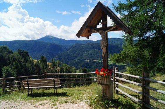 Deutschnofen, Nova Ponenta,zomer 2015. Wandeling naar Bolzano