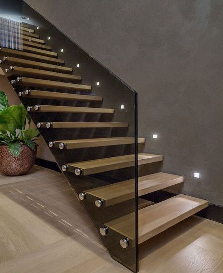 Floating Staircase Floating Stairs Demax Arch Staircase Decor Modern Stairs Modern Staircase