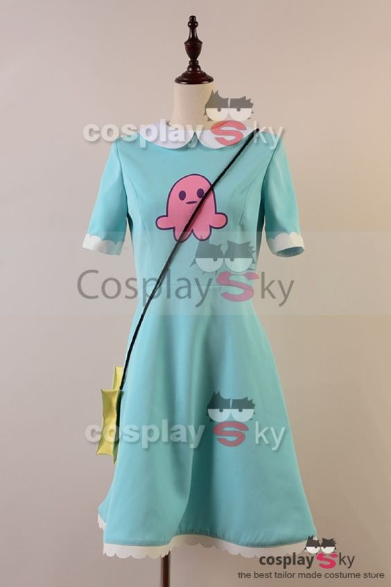 Princess star butterfly cosplay