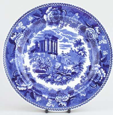 Wedgwood Landscape Plate
