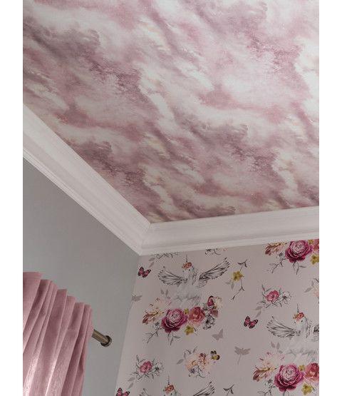 Diamond Galaxy Cloud Glitter Wallpaper Blush Pink Arthouse 260006 Glitter Wallpaper White Glitter Wallpaper Glitter Room