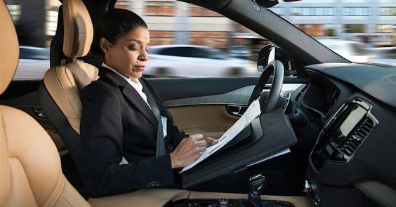 Volvo is Serious About Autonomous Driving