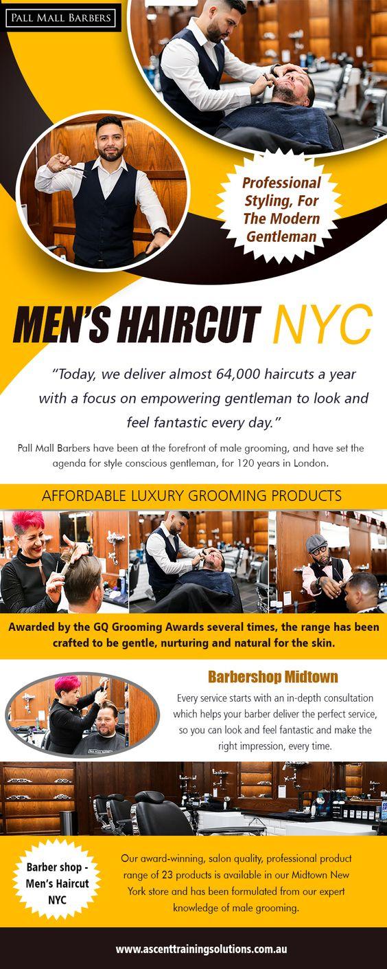 Mens Haircut NYC