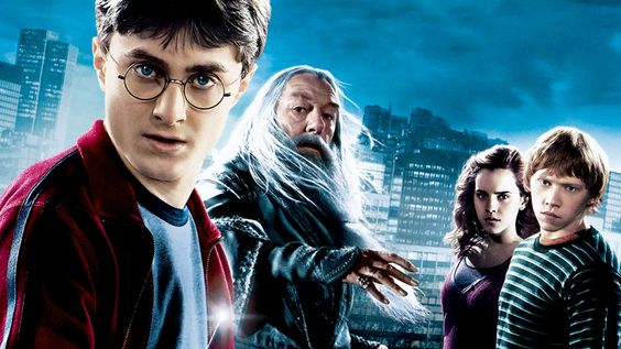 A No-Maj Ponders Potter: The Half-Blood Prince