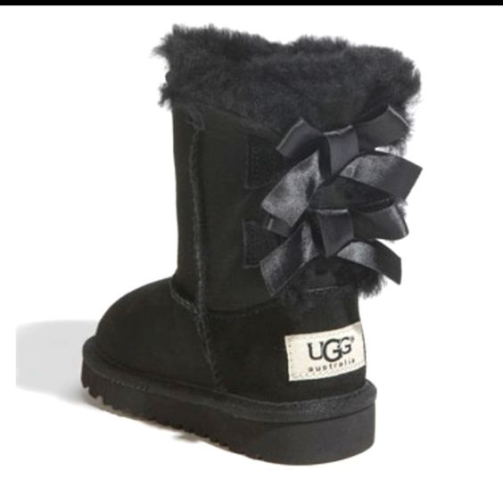 black bow uggs sale