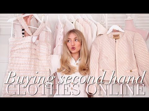 Buying Second Hand Clothing From Depop Some Online Selling Tips Freddy My Love Youtube Selling Online Second Hand Clothes Depop