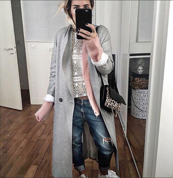 Le superbe manteau long signé Margaux Lonnberg porté par Audrey Lombard <3 <3 <3. Sur Shopnextdoor.fr :)