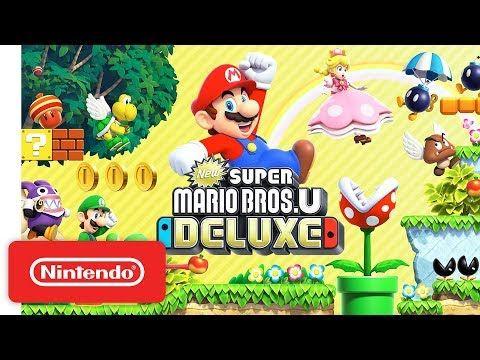 Boom Reviews Super Mario Bros U Deluxe You Have To Admire Mario S Dedication After All How Much Of A Relationship Super Mario Bros Mario Bros Super Mario