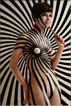 beautiful body painted models - Buscar con Google