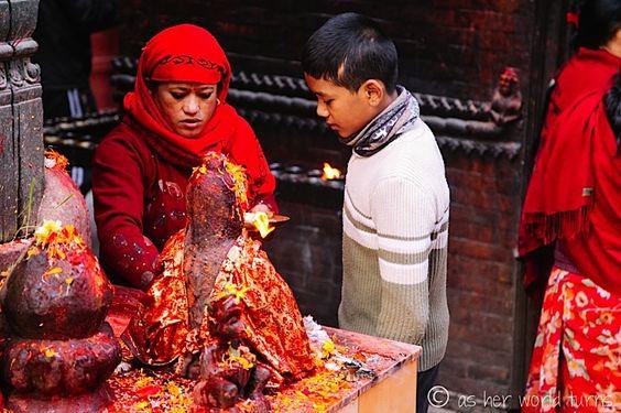 Street scenes in Kathmandu, Nepal -- READ MORE: http://www.asherworldturns.com/street-scenes-in-kathmandu/