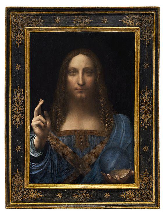 Salvator Mundi di Leonardo - Italia Meravigliosa