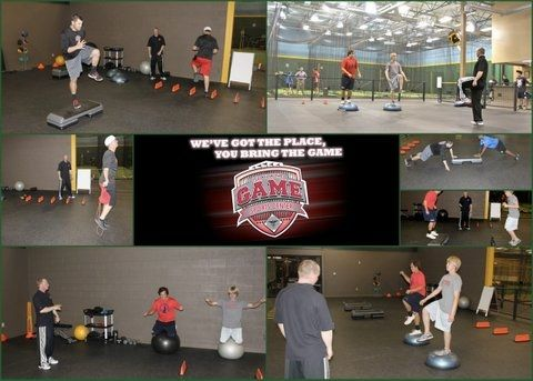Fitness Classes are available online  www.itsallinthegame.com