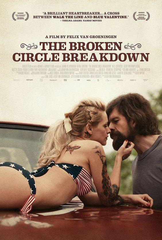 """""""The Broken Circle"""" ist ein Filmdrama, das die Reaktion von Eltern nach dem Verlust ihres Kindes thematisiert. Der Film von Felix Van Groeningen wurde 2013 auf der Berlinale mit dem Panorama Publikumspreis ausgezeichnet."""
