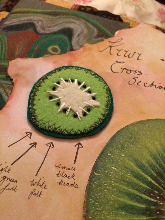 Textiles kiwi