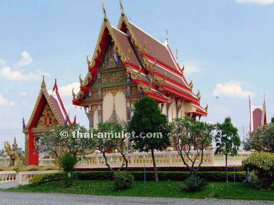 Das Wat Gernkathin von Luang Pho Pian