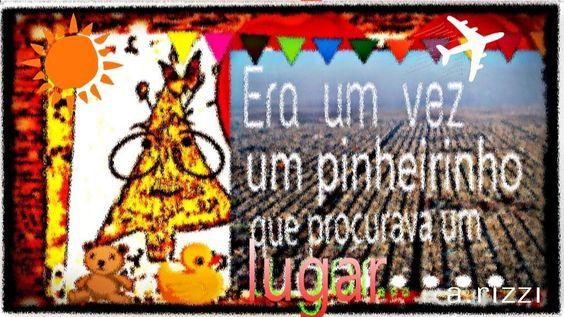 Angélica Rizzi criou o personagem infantil Pipinho o pinheirinho para emabalar as crainças no Natal!