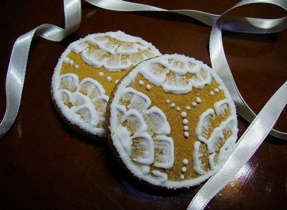Christmas cookies #cookies #flower #cute