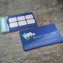 Cartão de Consulta - Kids - Fresh