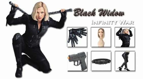 Ultimate Diy Guide To Avengers Infinity War Costumes Black