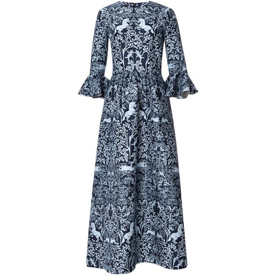 Mother of Pearl Lyra Printed Dress (€1.295) - MM??: