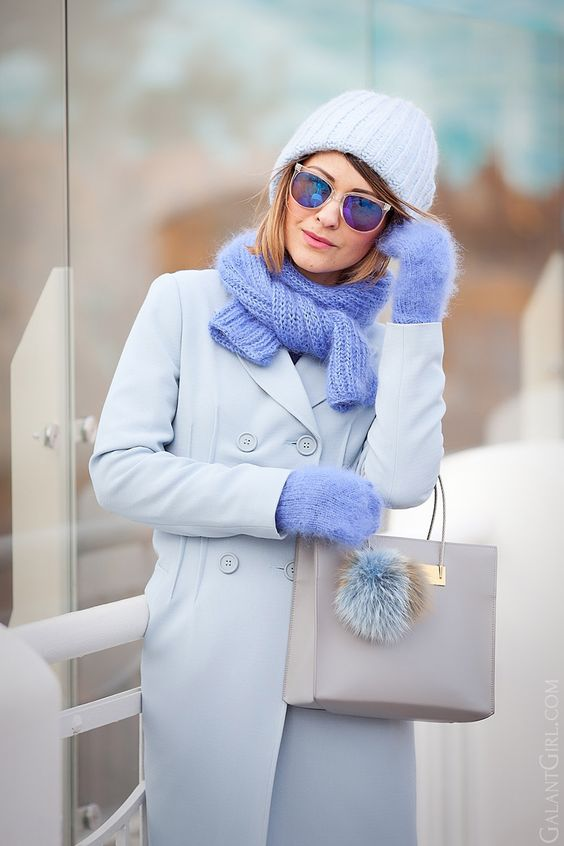 Chic Colorful Outfits