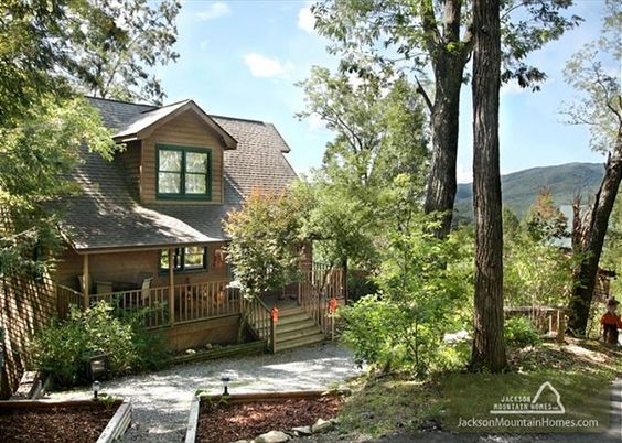 Cabin cabin rentals and great smoky mountains on pinterest for Smoky mountain ridge cabins