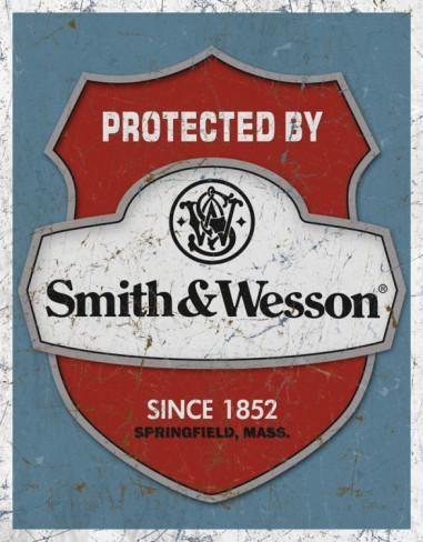 Smith & Wesson | Retro advertising | Vintage poster #Affiches #Retro #Vintage #Ads #Adverts #SXX #deFharo #Publicidad