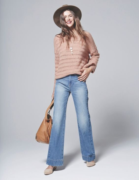 Lucky Brand F/W '14 Women's Lookbook