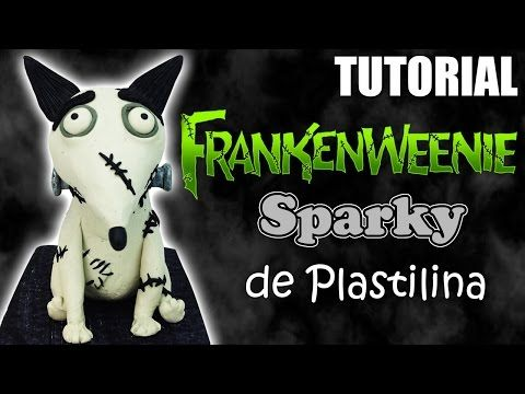 Tutorial Sparky Frankenwinnie de Plastilina - YouTube