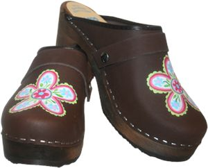 Brown Oil Greta with your choice of strap