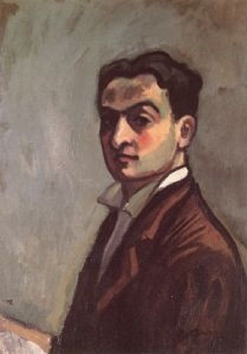 Charles Camoin - Autoportrait (1905)