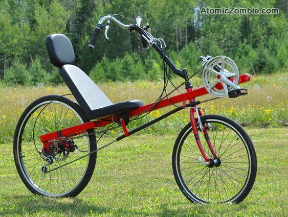 Spirit Short Wheel Base Recumbent Bmx Bikes Bike Wheel
