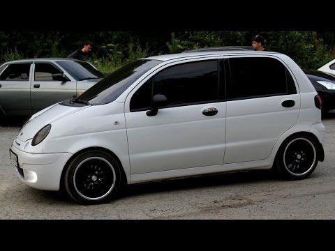 Daewoo Matiz Tuning Youtube Coches Personalizados Autos Coches
