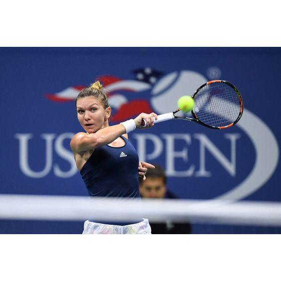 Simona Halep wins the second set to take Serena to a third.