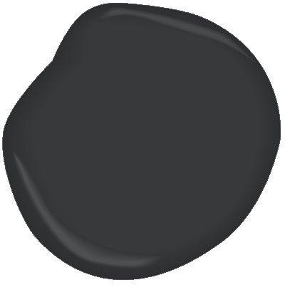 Mopboard Black CW-680; BM Historic Collection