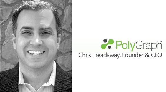 Interview with PolyGraph Founder & CEO, Chris Treadaway. LOVE learning about successful business leaders!