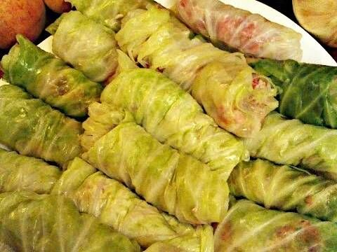 Crockpot Cabbage Rolls Recipe by Valarie - Cookpad