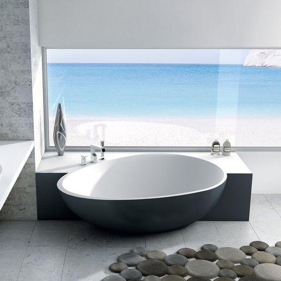 Bahia Bathtub by Mastella Design